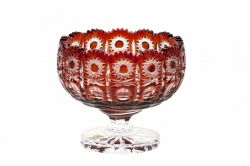 Lead Crystal Compote Petra