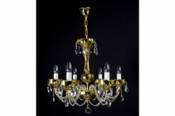 Chandelier Aurum 6 Alpha