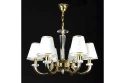 Chandelier Aphrodite 6 Alpha Gold