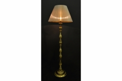 Floor lamp Indus 1 Gold