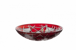 Lead Crystal Bowl Mars