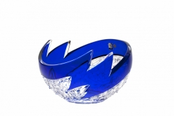 Lead Crystal Bowl Neptune