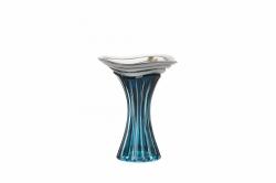 Bleikristall-Vase Dune
