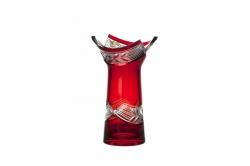 Bleikristall-Vase Laurel