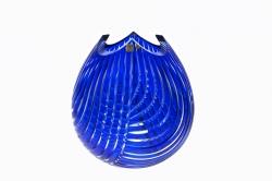 Bleikristall-Vase Linum
