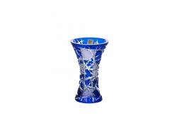 Bleikristall-Vase Mars