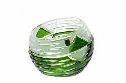 Bleikristall-Vase Mirage