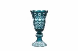 Bleikristall-Vase Petra