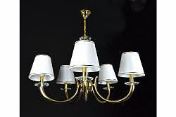 Chandelier Aphrodite 5 Gold