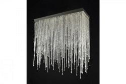 Kronleuchter Chainette 13 Silber