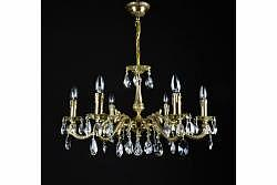 Chandelier Arrakis 6 Gold