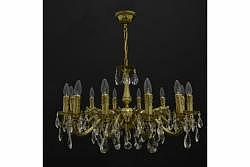 Chandelier Arrakis 12 Gold