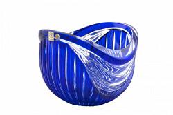 Bleikristall-Schüssel Harp